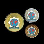Insert tip aluminiu pentru medalii