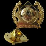 Insigna metalica aurita - 008